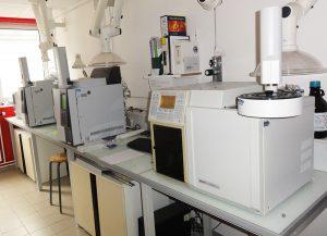 Chromatographie en phase gazeuse au LCMT